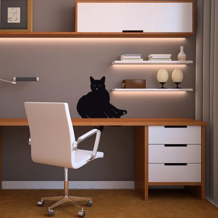 Отдыхающая Кошка