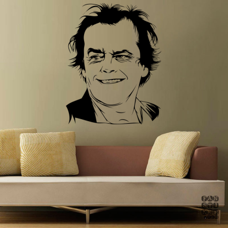 Джек Николсон. Jack Nicholson sticker