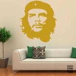 Стикер для декора Че Гевара. Che Guevara sticker