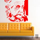 Купить стикер Эйнштейн.Einstein sticker