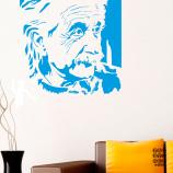 Заказать стикер Эйнштейн.Einstein sticker