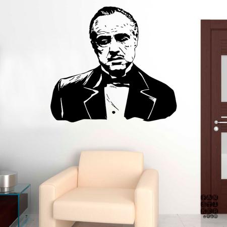 Вито Корлеоне. Vito Corleone sticker