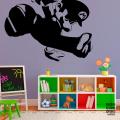 Наклейка на стену Марио 2