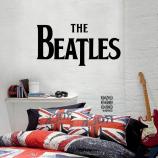 Наклейка The Beatles logo