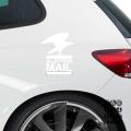 Наклейки на машины Почта Вестероса. Westeros Mail sticker
