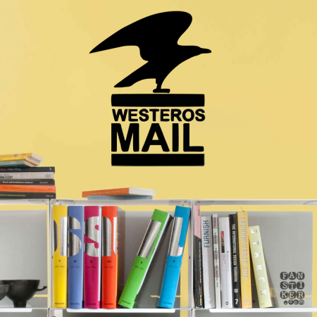 Почта Вестероса. Westeros Mail sticker