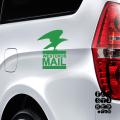 Виниловые стикеры на автомобили Почта Вестероса. Westeros Mail sticker