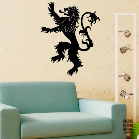 Дом Ланнистеров. House Lannister sticker