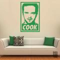 Интерьерная наклейка Jesse Cook sticker