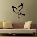 Виниловая наклейка на стену Пичу-покемон|Pichu-Pokemon