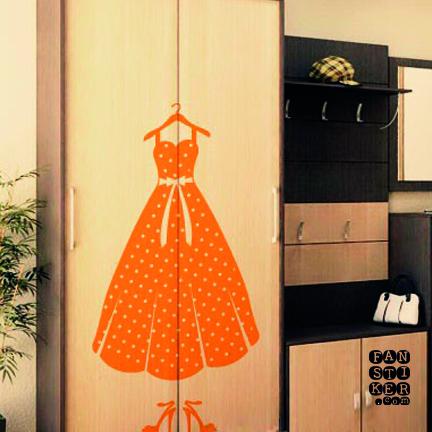 Платье в горошек|Polka Dot Dress