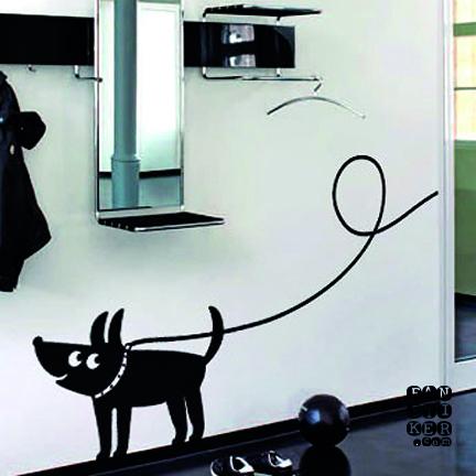 Собака На Поводке|Dog On Leash