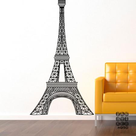 Эйфелева Башня Символ Парижа