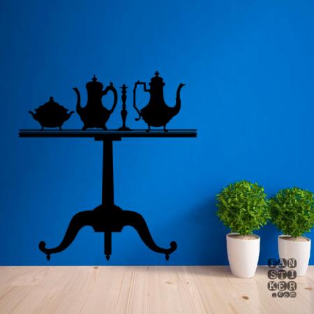 Классический Кофейный Столик