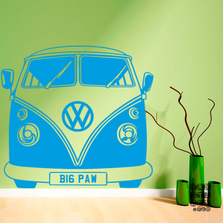 Фольксваген Кемпер I VW Camper Front