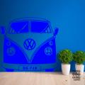Принт на стену Фольксваген Кемпер I VW Camper Front