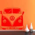 Наклейка для декора Фольксваген Кемпер I VW Camper Front