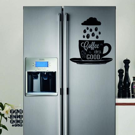 Кофе это отличная идея
