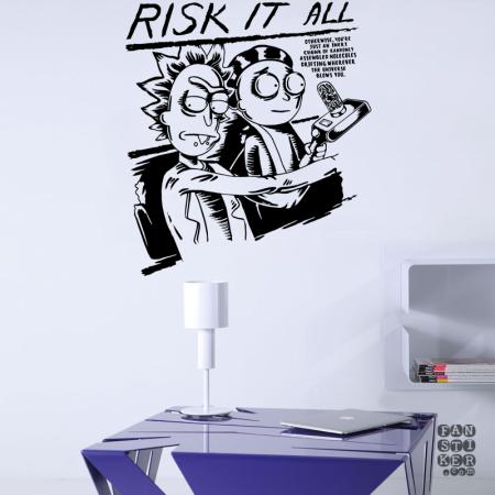 Рик и Морти «Рискуй Всем»