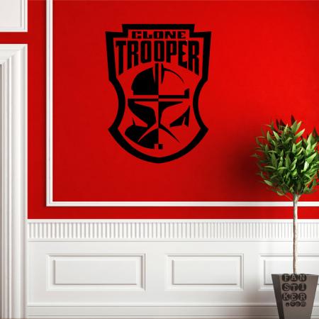 Clone trooper emblem. Эмблема штурмовика