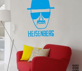 Заказать стикер Heisenberg Sketch. Хайзенберг Скетч