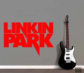 Наклейка Линкин Парк. Sticker Linkin Park