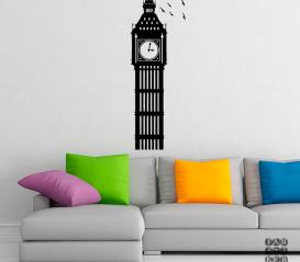 Виниловая наклейка на стену Лондонский Тауэр