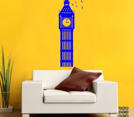 Декоративный стикер Лондонский Тауэр