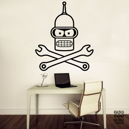 Бендер Пират. Bender Pirate