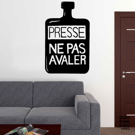 Радиохед Presse Ne Pas Avaler sticker