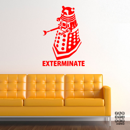 Далек «Exterminate»