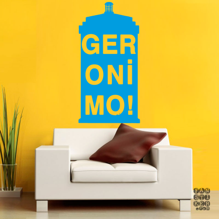 Джеронимо. Geronimo