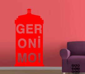 Купить стикер Джеронимо. Geronimo