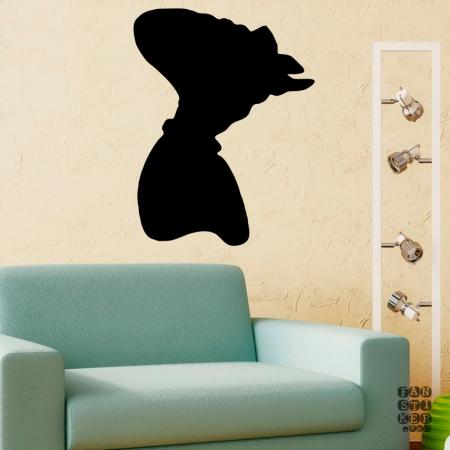 Тень Фарнсворта.  Farnsworth's Shadow sticker