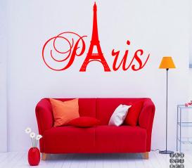 Заказать стикер Париж